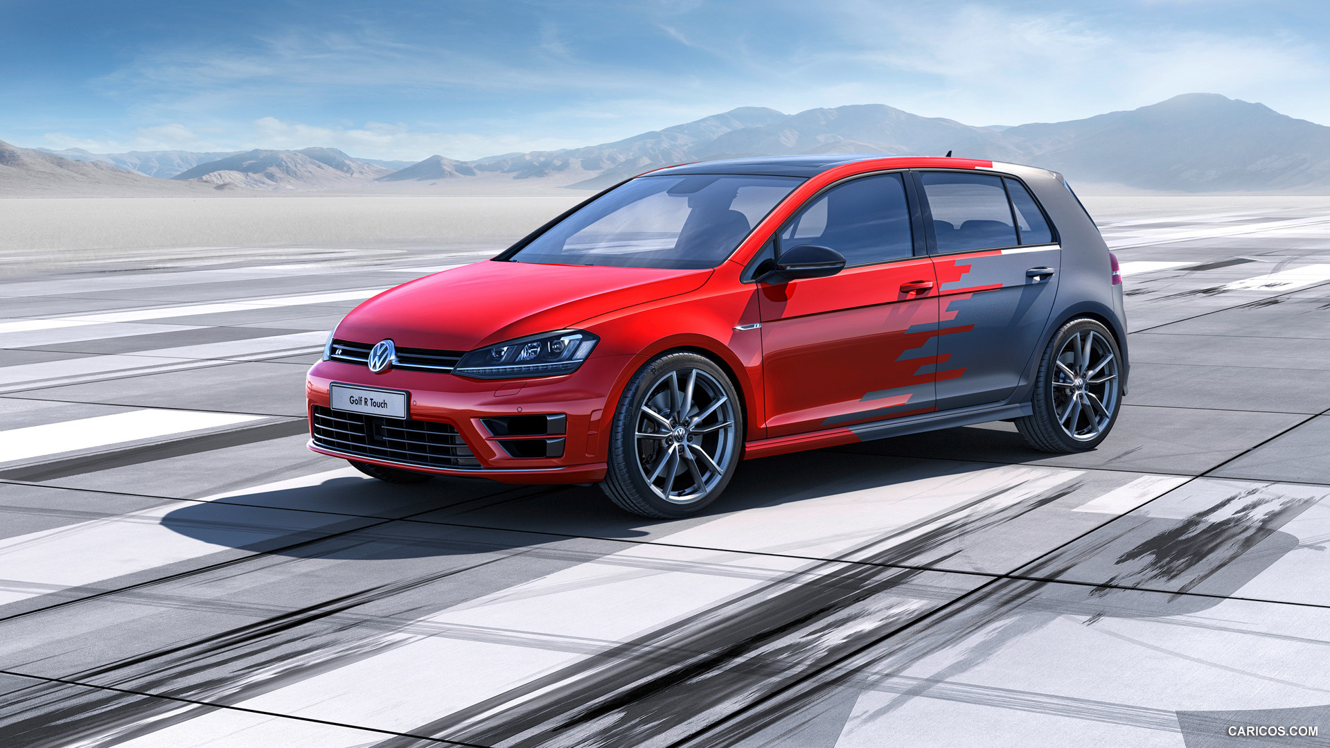 Volkswagen Golf R Touch photo 135225