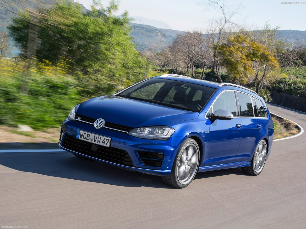 Volkswagen Golf R Variant photo 139821