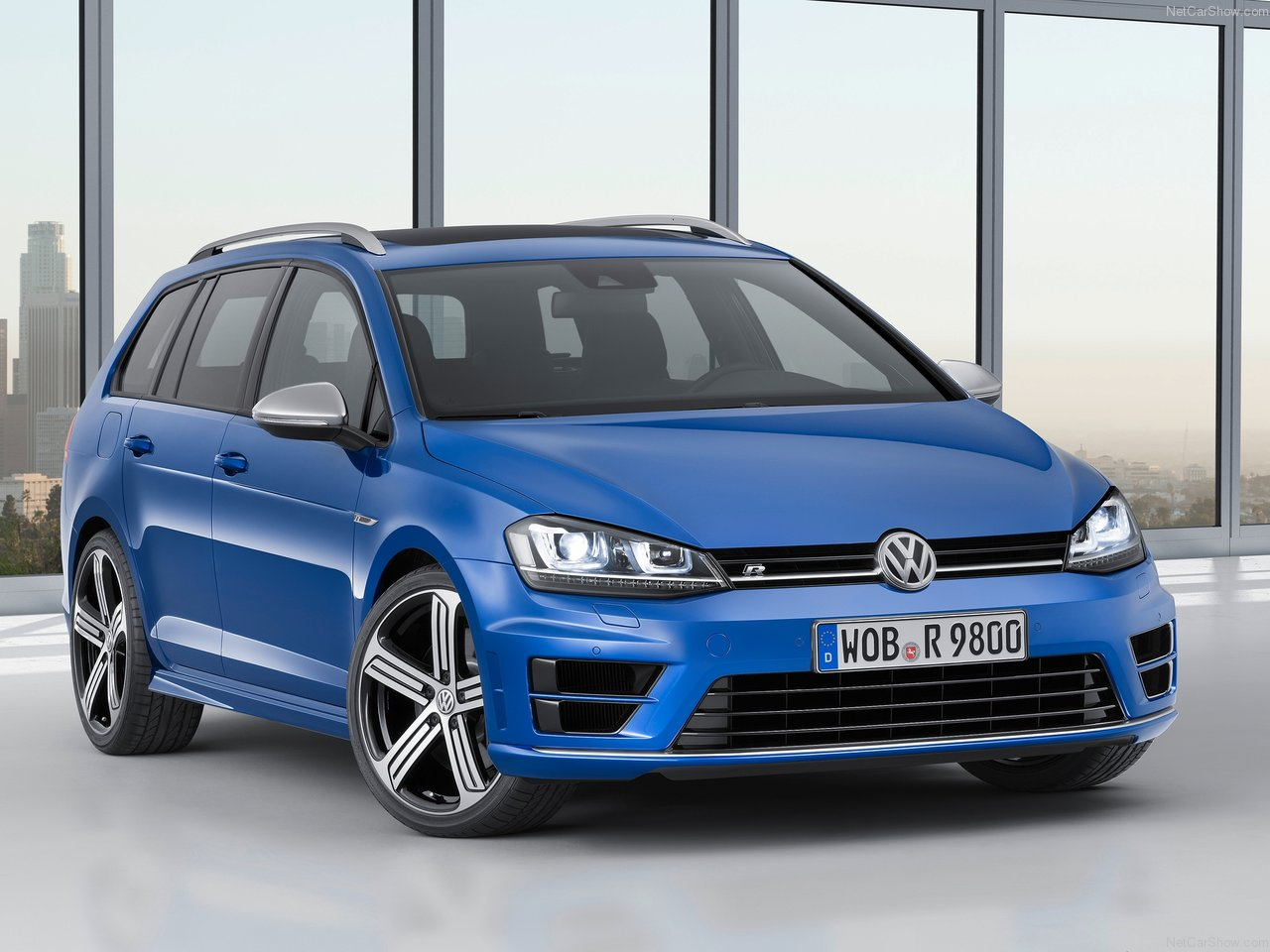 Volkswagen Golf R Variant photo 139828