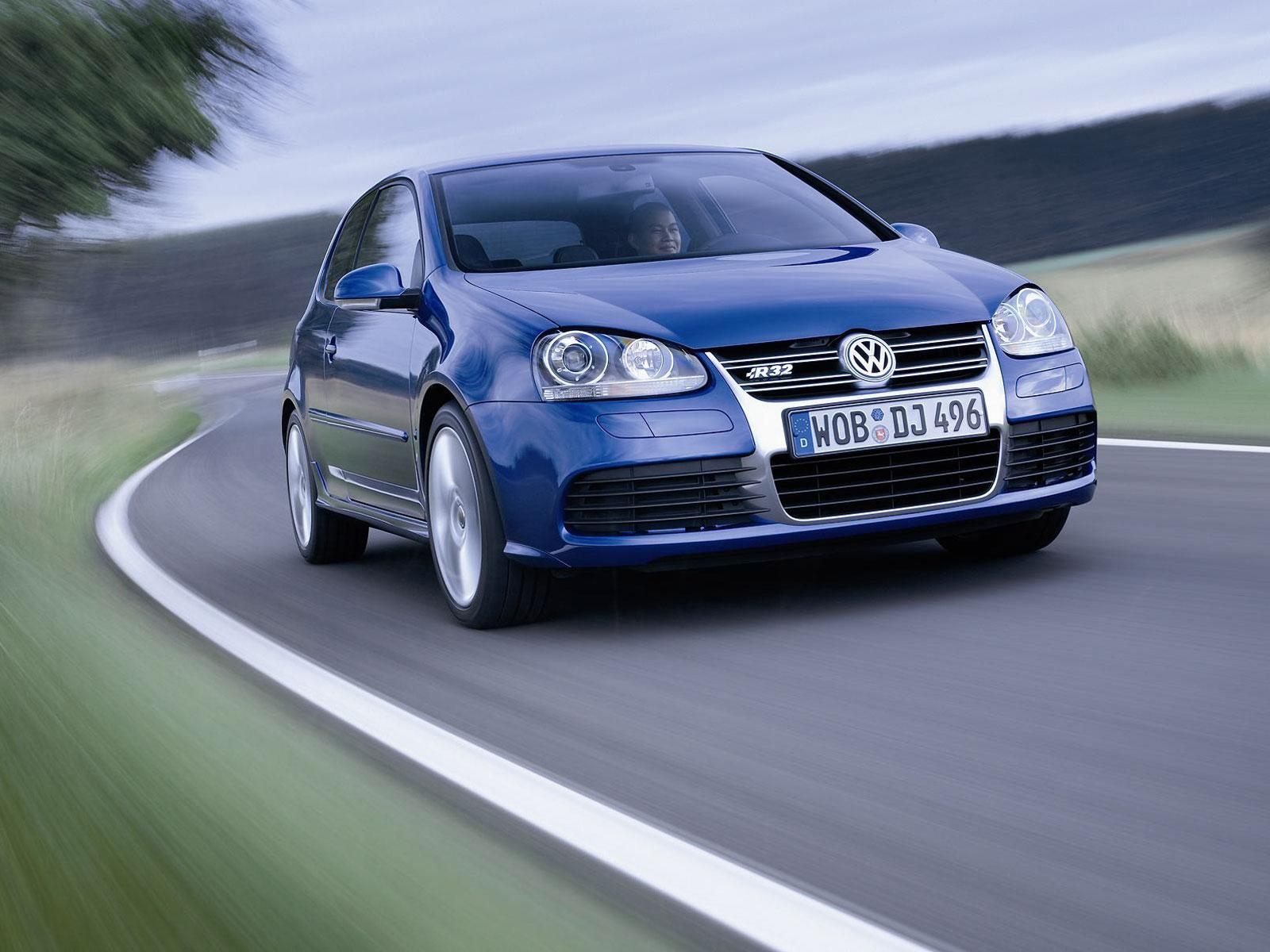Volkswagen Golf R32 photo 27227