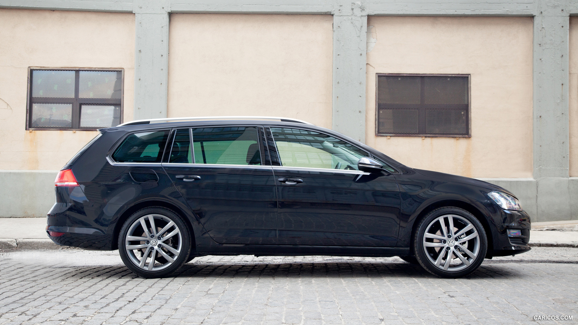 Volkswagen Golf SportWagen photo 135132