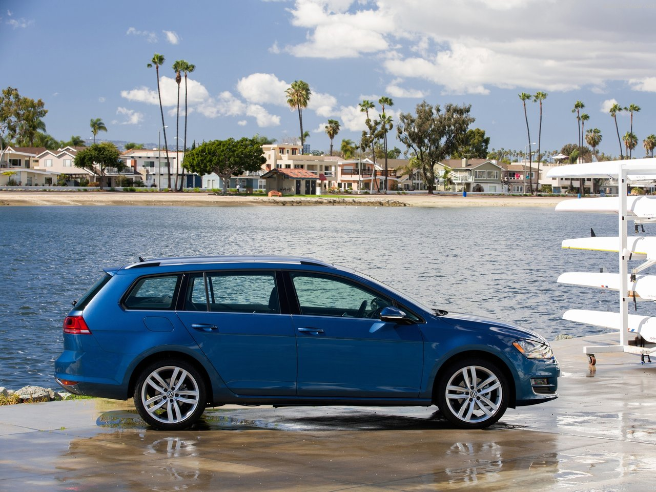 Volkswagen Golf SportWagen photo 137650