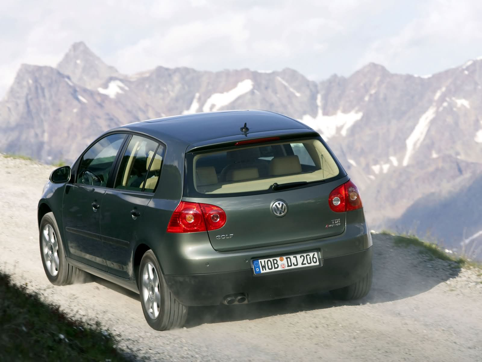 Volkswagen Golf V photo 11286