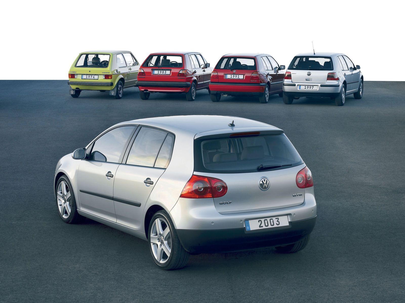 Volkswagen Golf V photo 9510