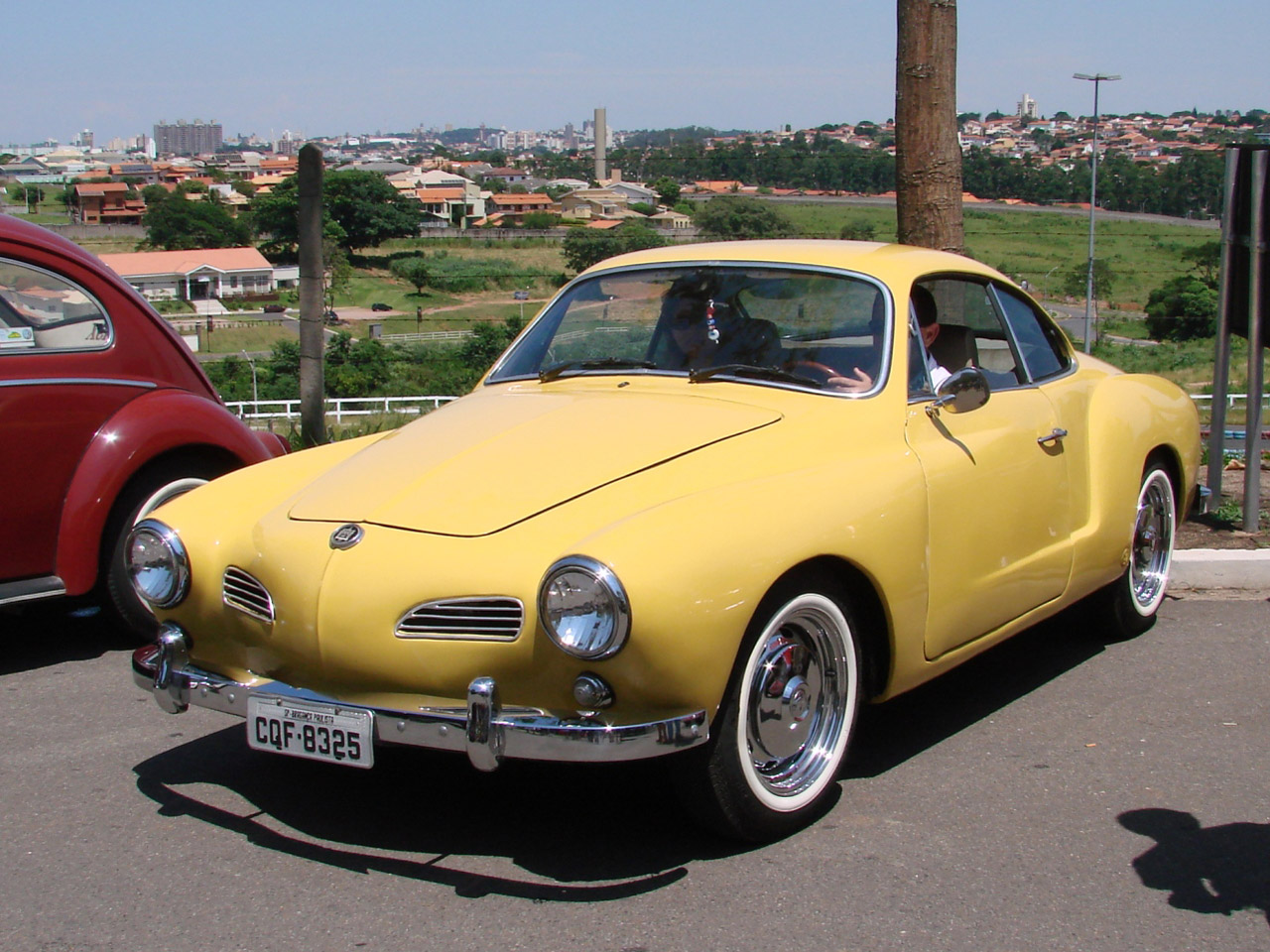 Volkswagen Karmann Ghia photo 54198
