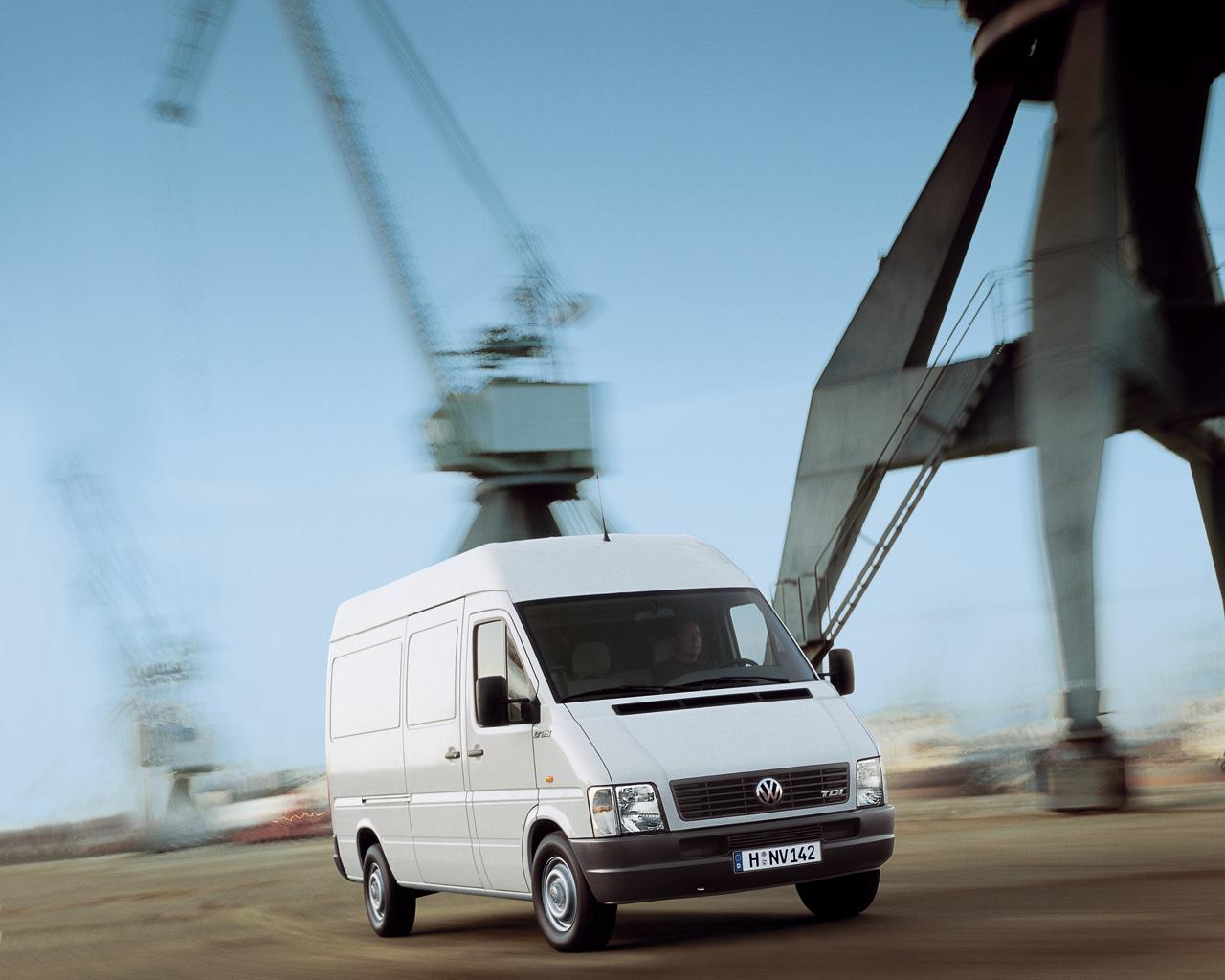 Volkswagen LT photo 30744