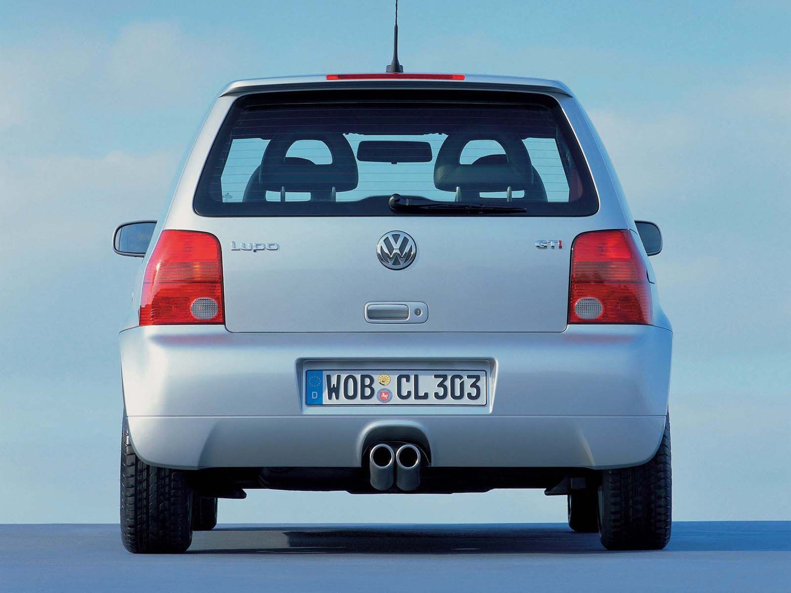 Volkswagen Lupo photo 9581