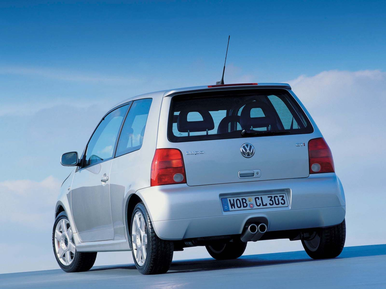 Volkswagen Lupo photo 9584