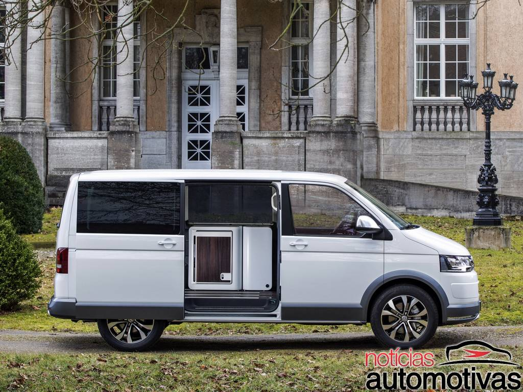 Volkswagen Multivan Alltrack photo 111150