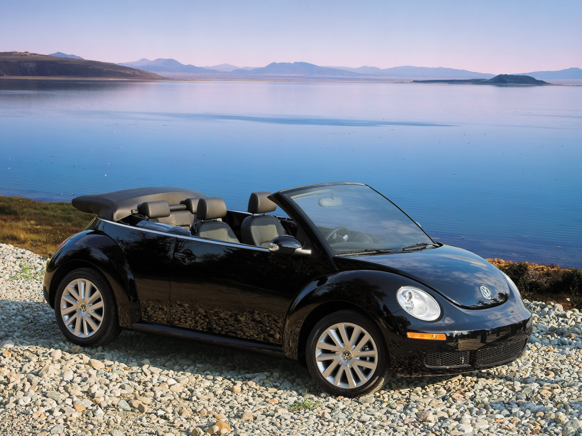 Volkswagen New Beetle Convertible photo 50000