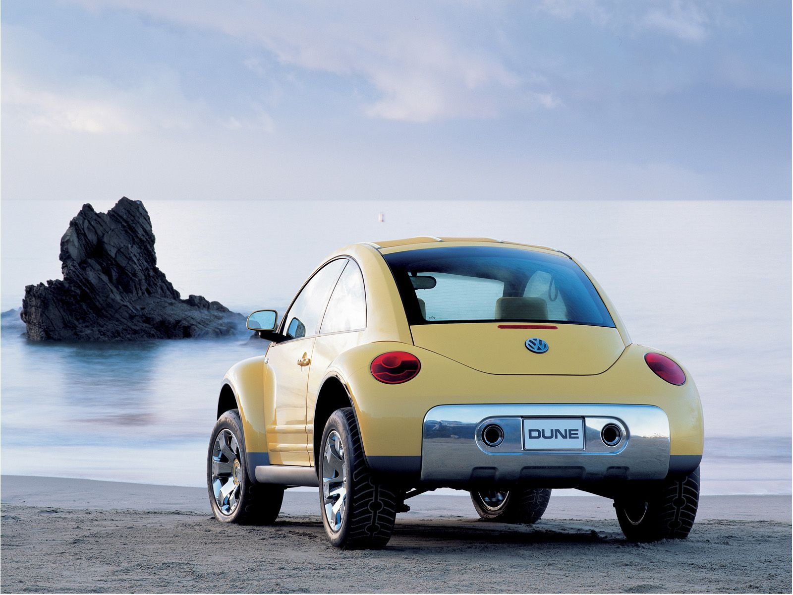 Volkswagen New Beetle Dune photo 9719