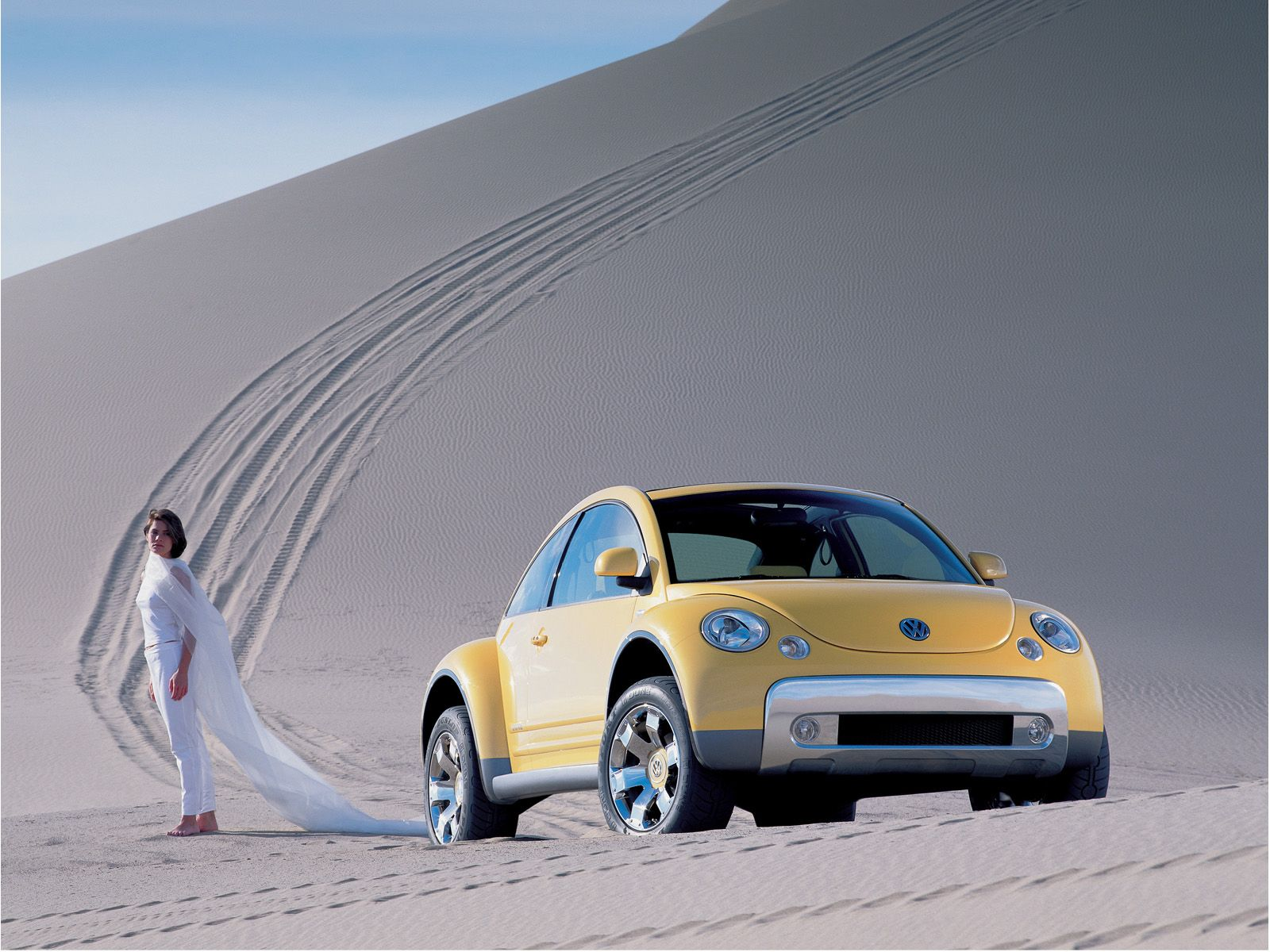 Volkswagen New Beetle Dune photo 9720