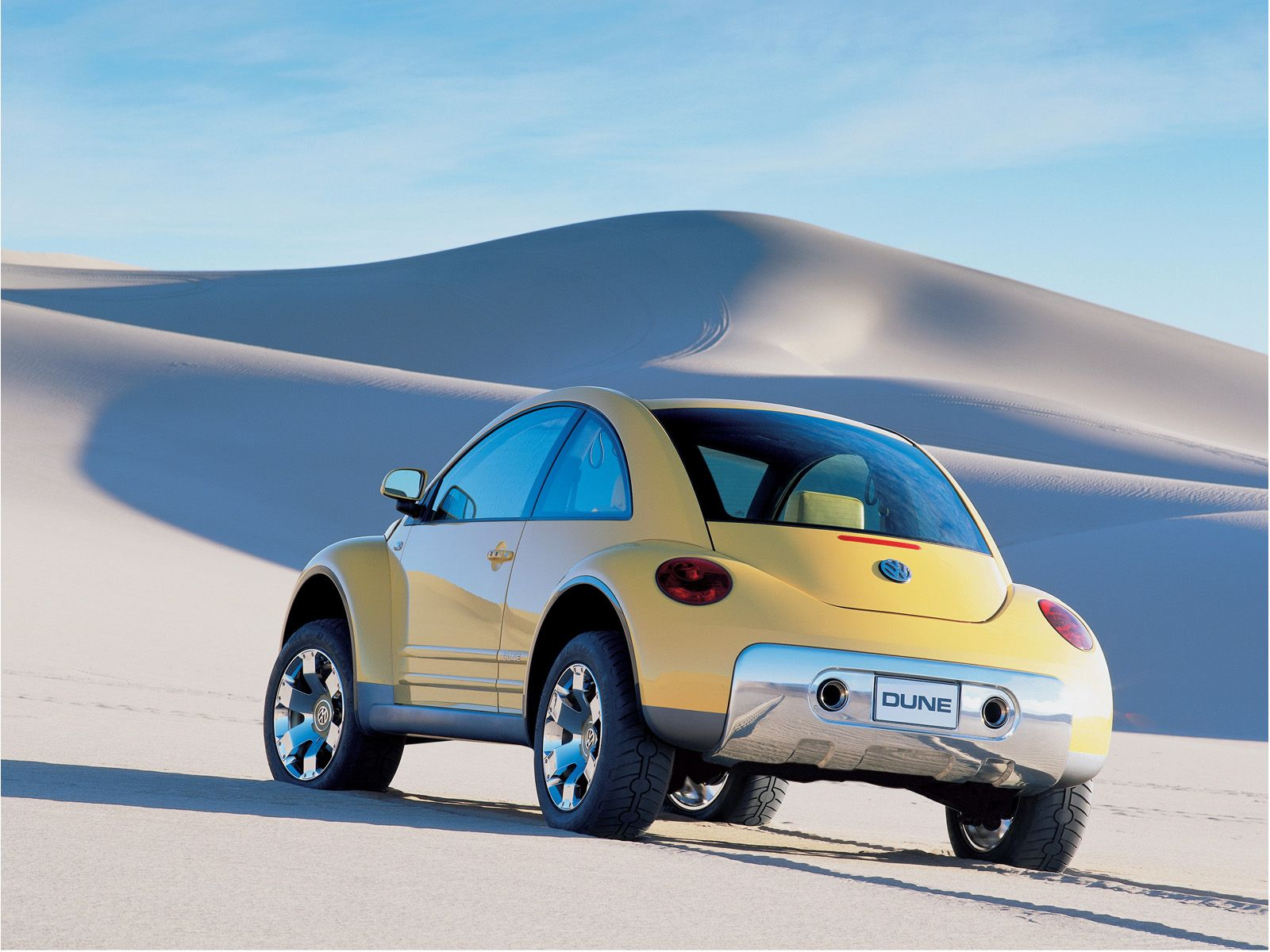 Volkswagen New Beetle Dune photo 9723