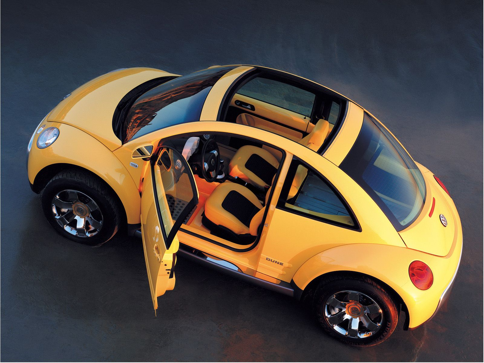 Volkswagen New Beetle Dune photo 9725