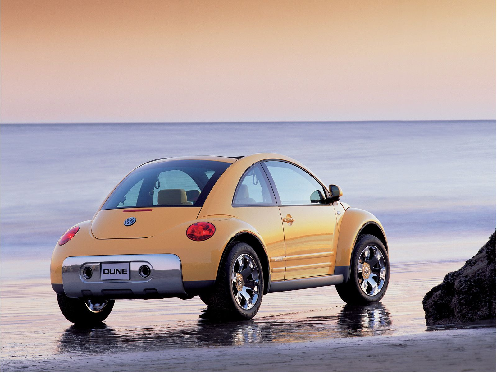 Volkswagen New Beetle Dune photo 9728
