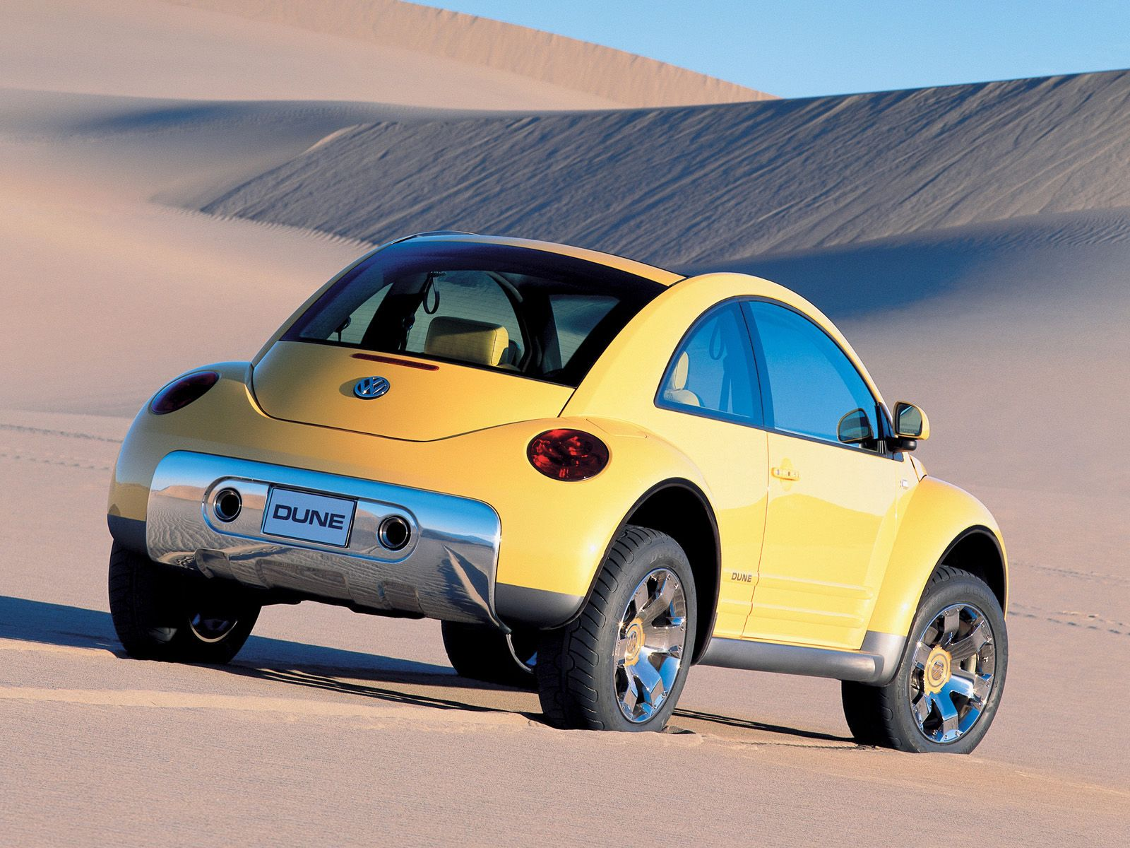 Volkswagen New Beetle Dune photo 9729
