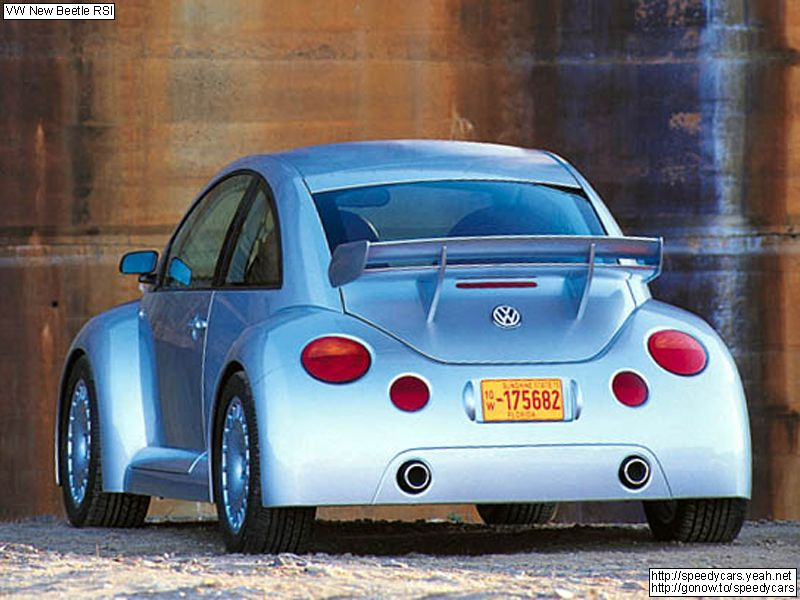 Volkswagen New Beetle photo 2862