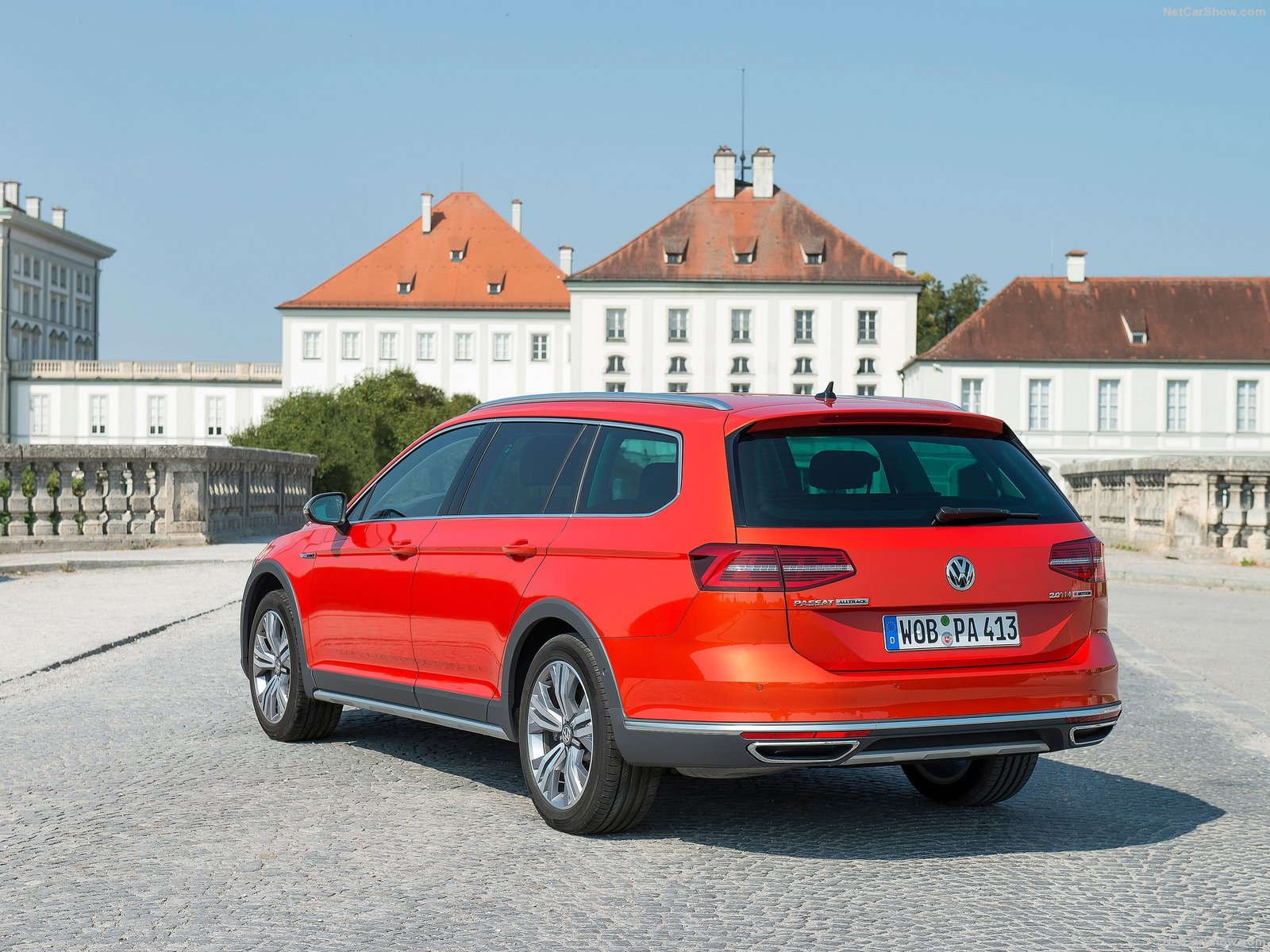 Volkswagen Passat Alltrack photo 149461