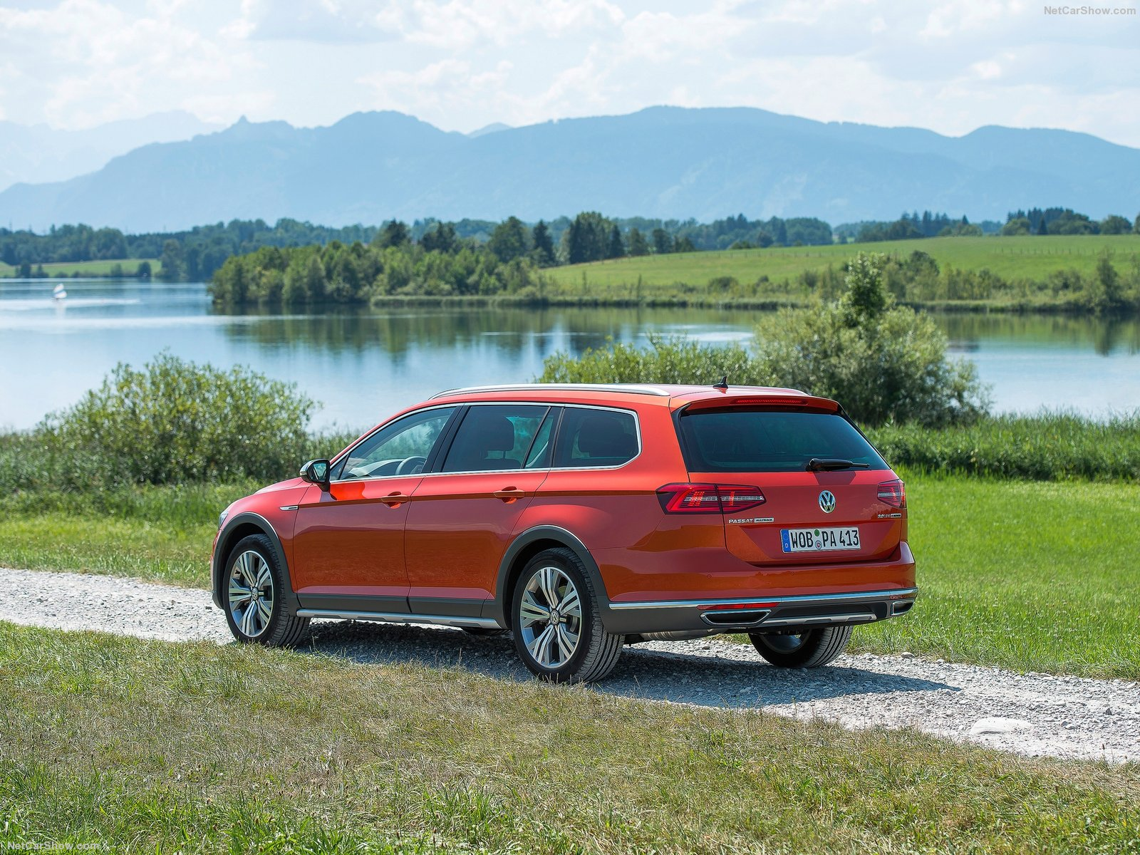 Volkswagen Passat Alltrack photo 149462