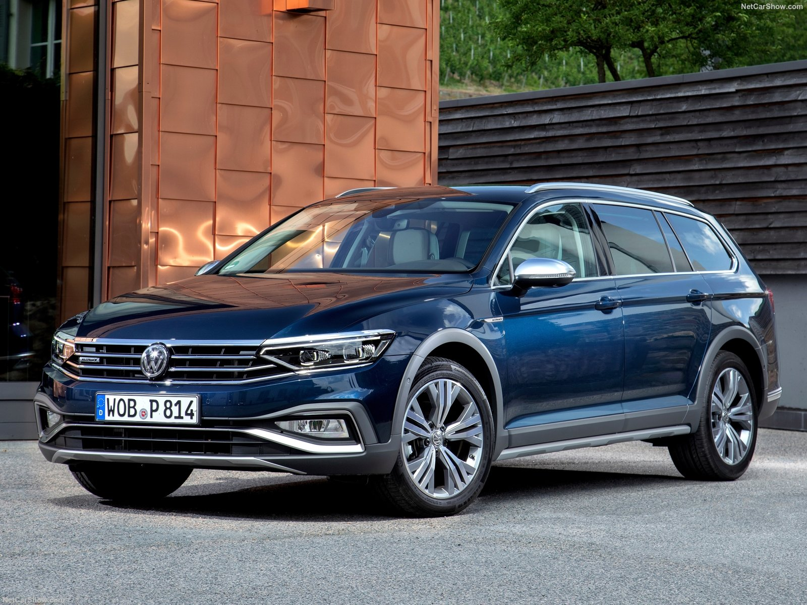 Volkswagen Passat Alltrack photo 196207