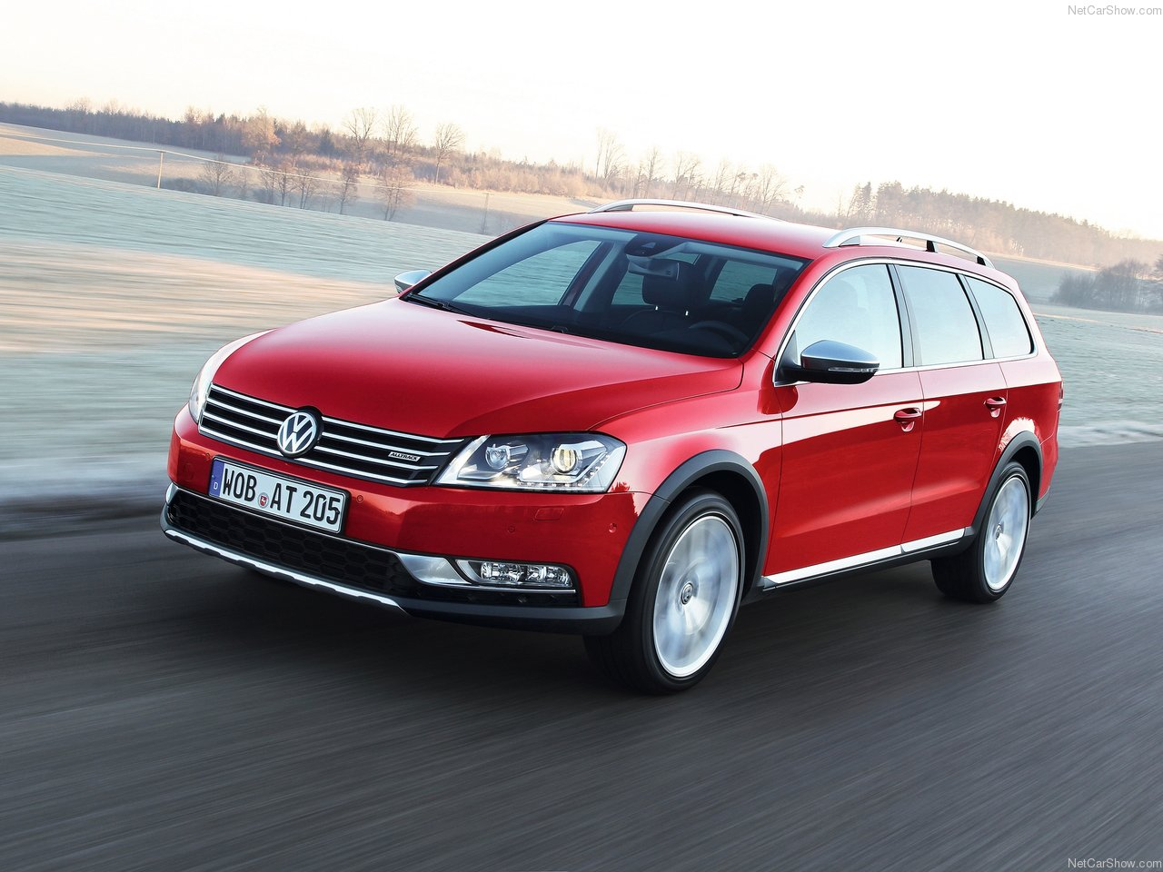 Volkswagen Passat Alltrack photo 89264