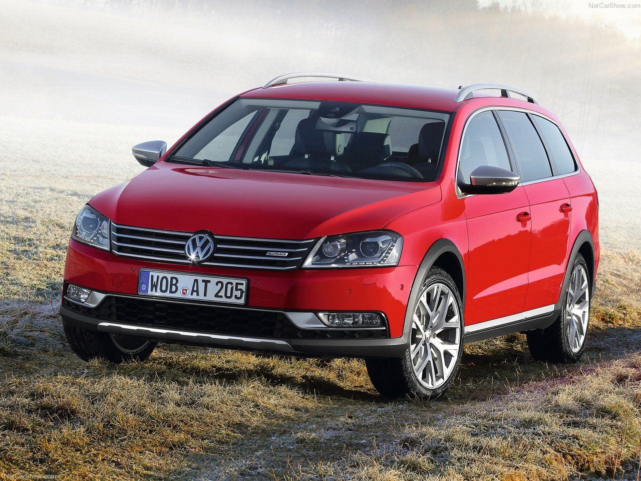 Volkswagen Passat Alltrack photo 89266