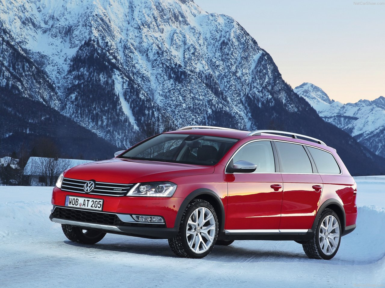 Volkswagen Passat Alltrack photo 89267