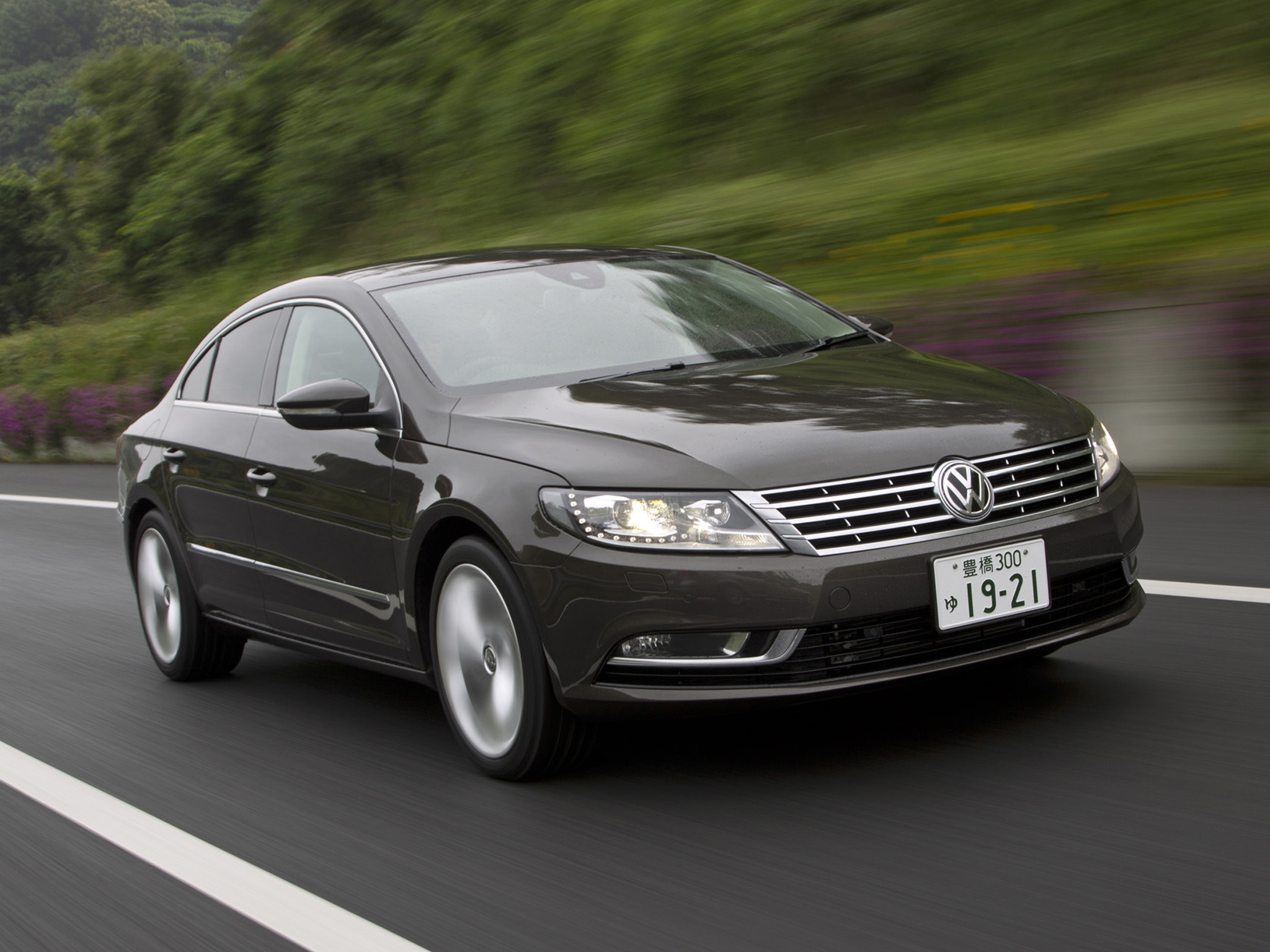 Volkswagen Passat CC photo 97293