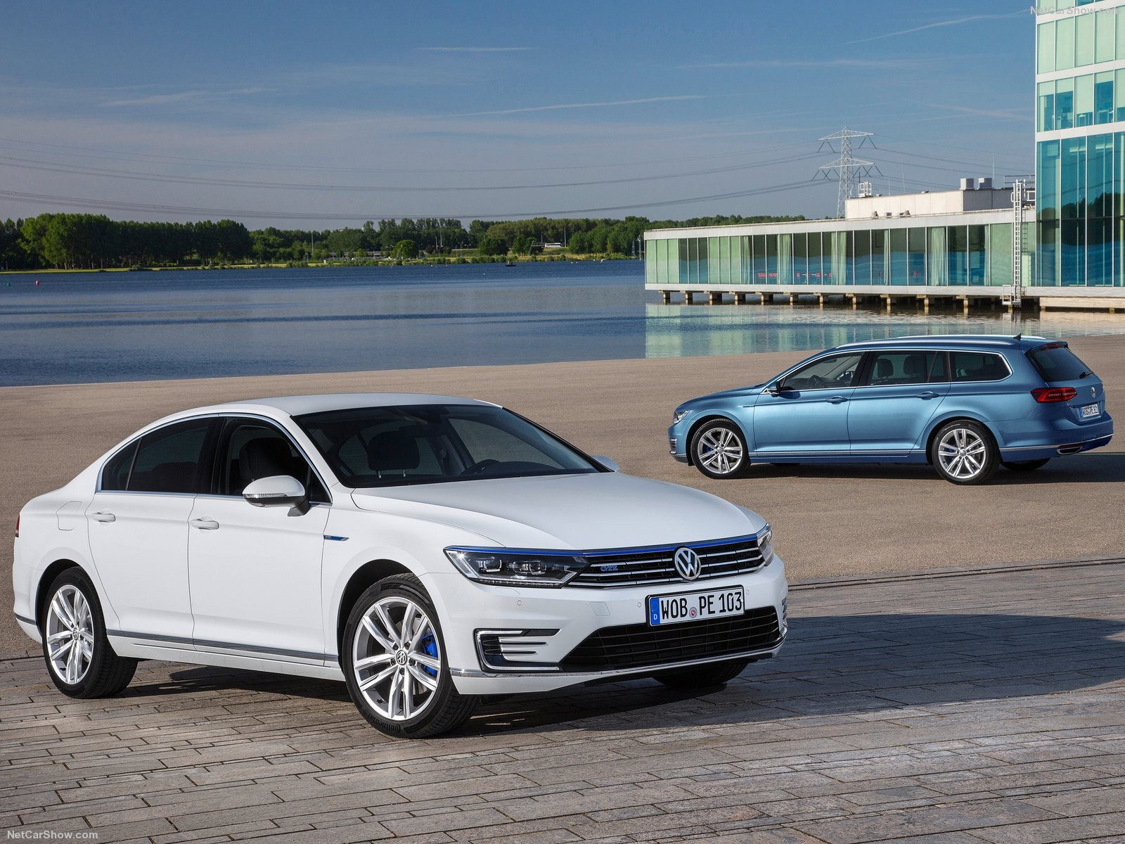 Volkswagen Passat GTE photo 145922