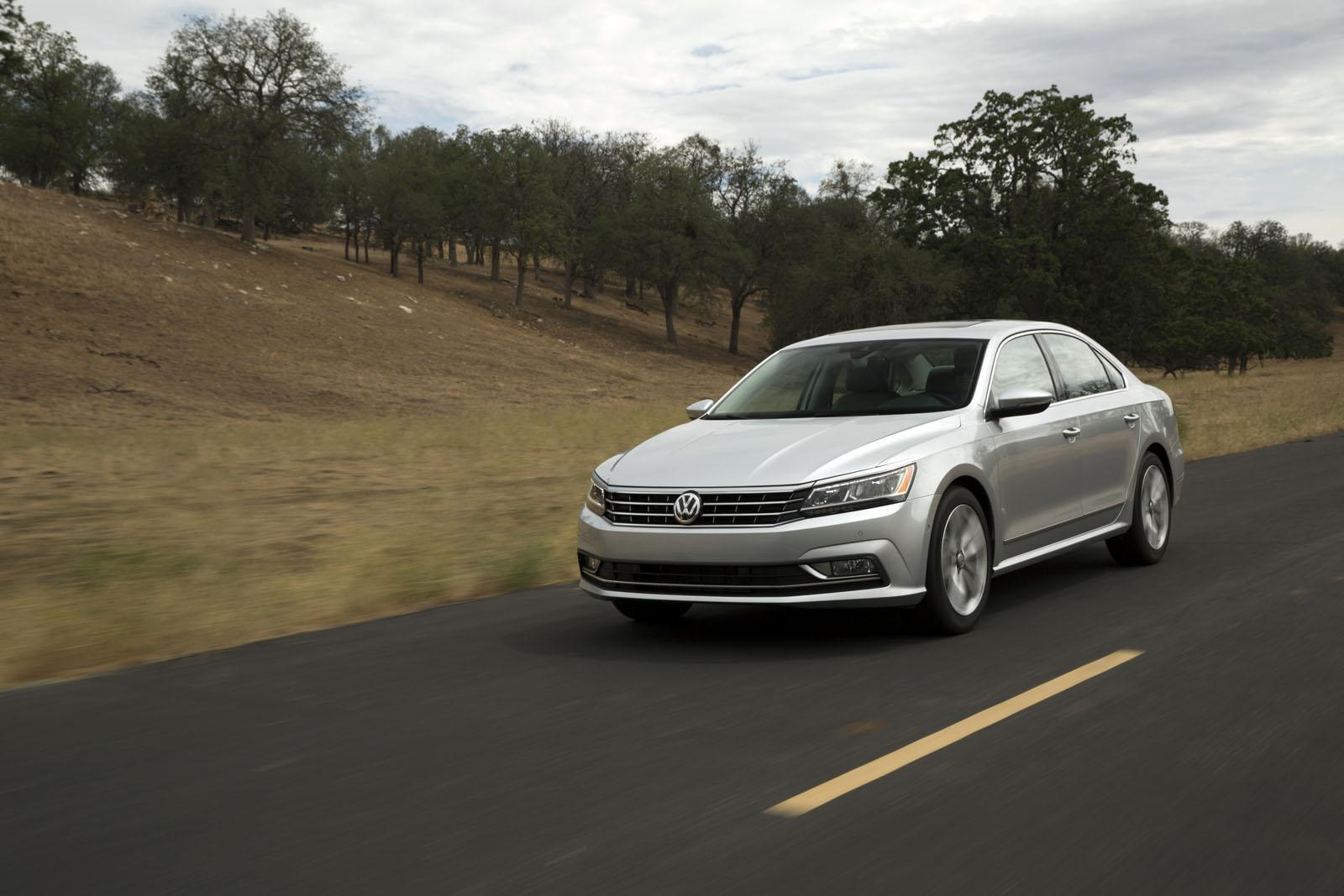 Volkswagen Passat photo 152541