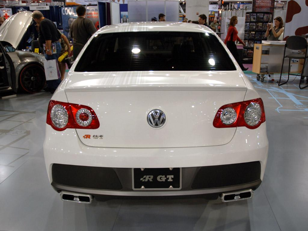 Volkswagen Passat R GT photo 28585