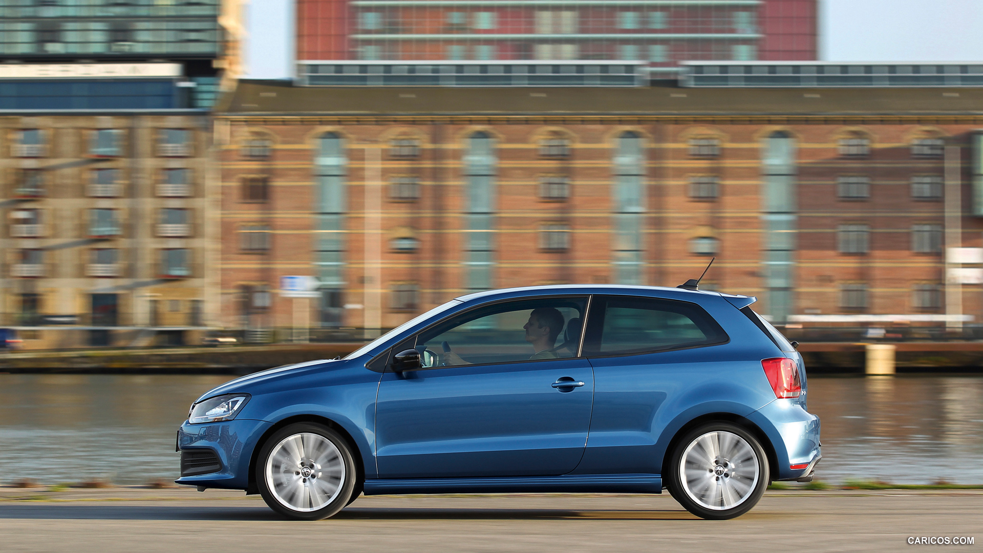 Volkswagen Polo Blue GT photo 135034