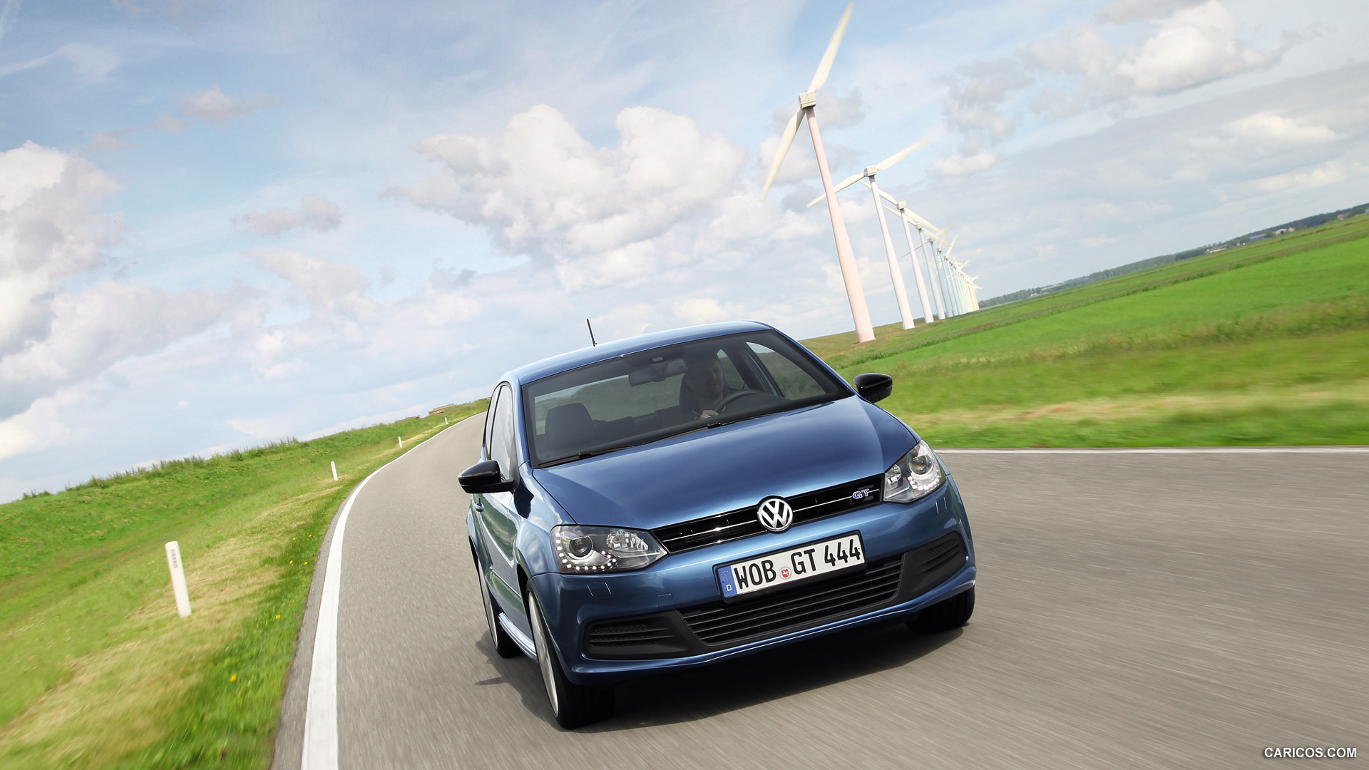 Volkswagen Polo Blue GT photo 135039