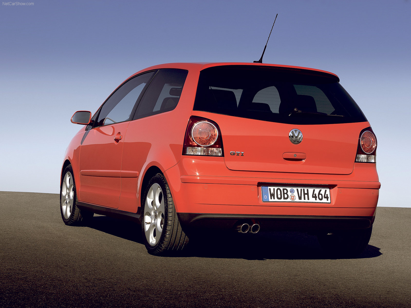 Volkswagen Polo GTI photo 33999