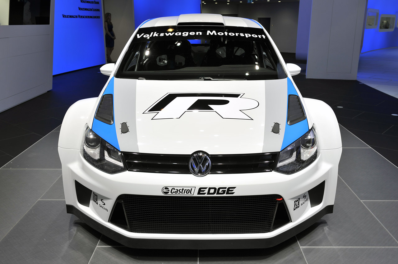 Volkswagen Polo WRC photo 105337