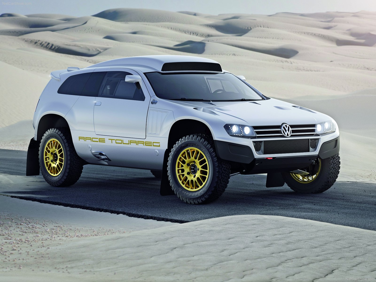 Volkswagen Race-Touareg 3 Qatar Concept photo 77898