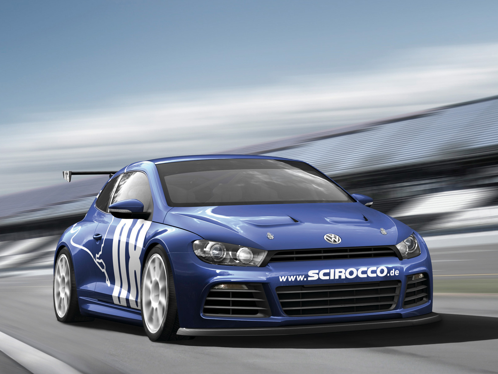 Volkswagen Scirocco GT24 photo 55053