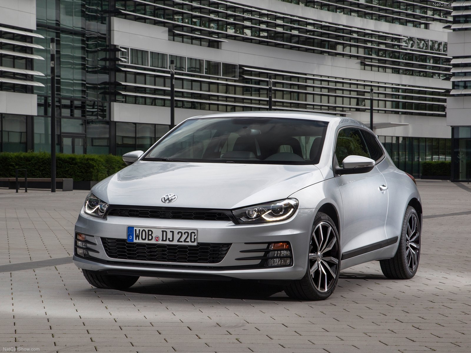 Volkswagen Scirocco photo 151176