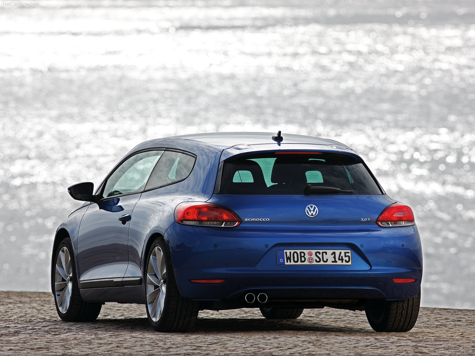 Volkswagen Scirocco photo 55617
