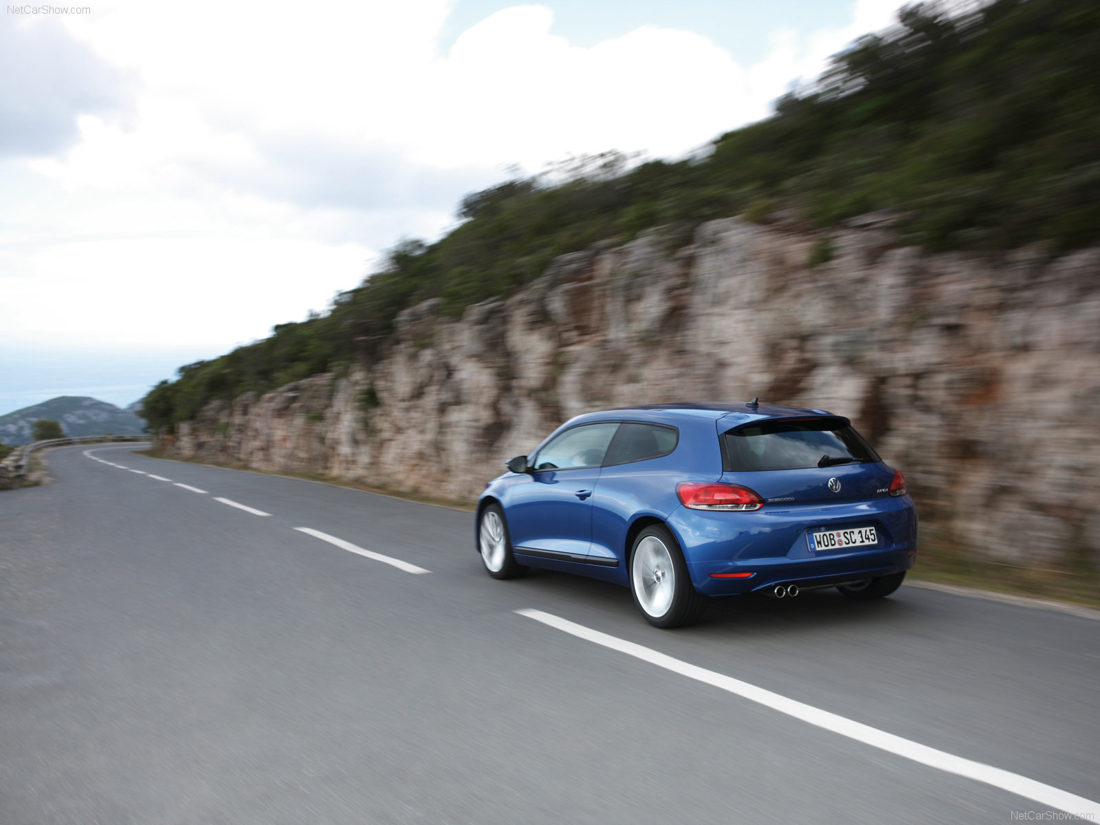 Volkswagen Scirocco photo 55618