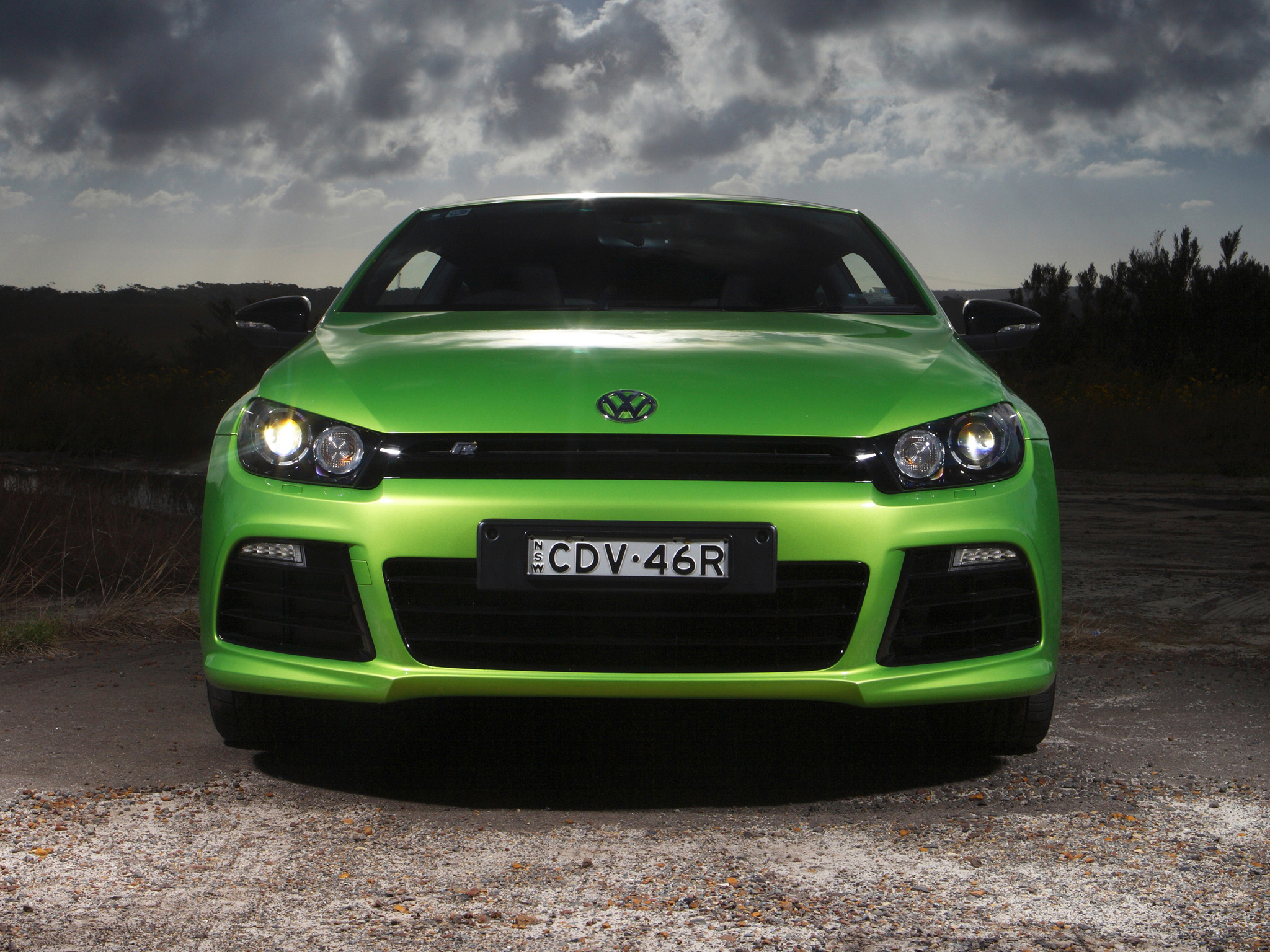 Volkswagen Scirocco photo 97058