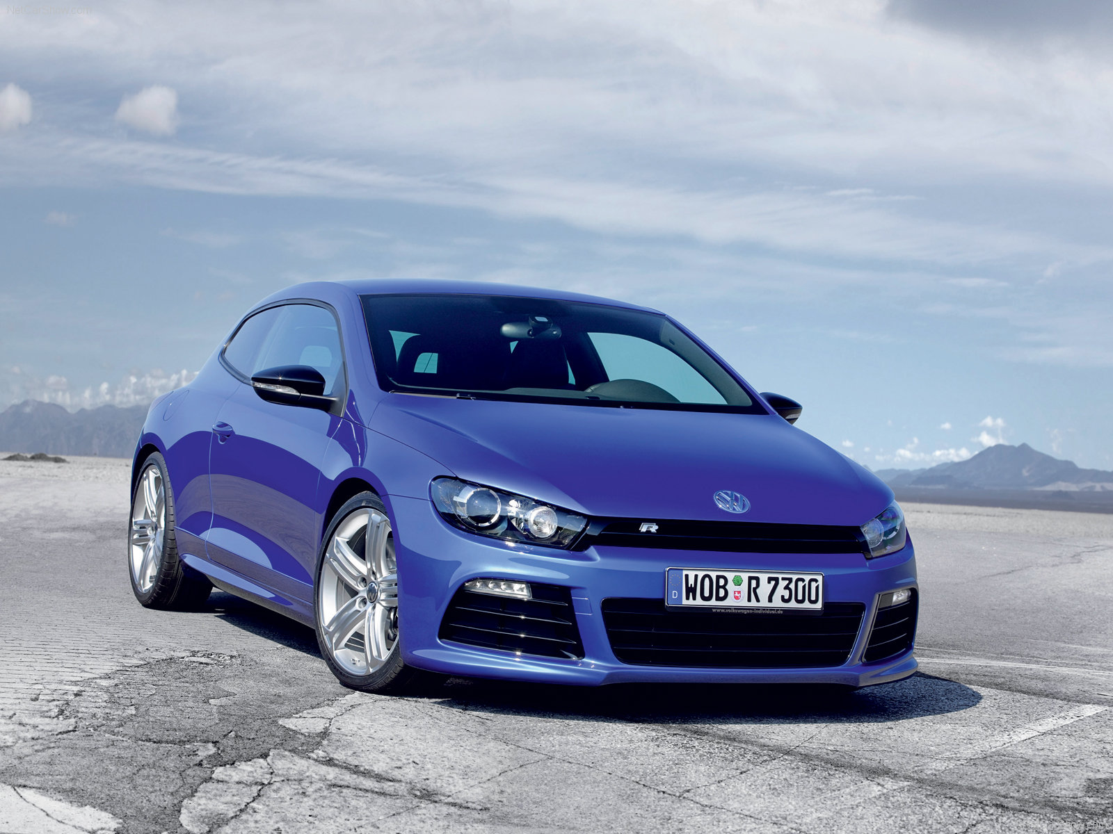 Volkswagen Scirocco R photo 64354