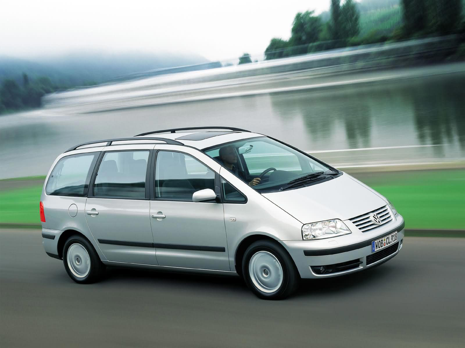 Volkswagen Sharan photo 37059
