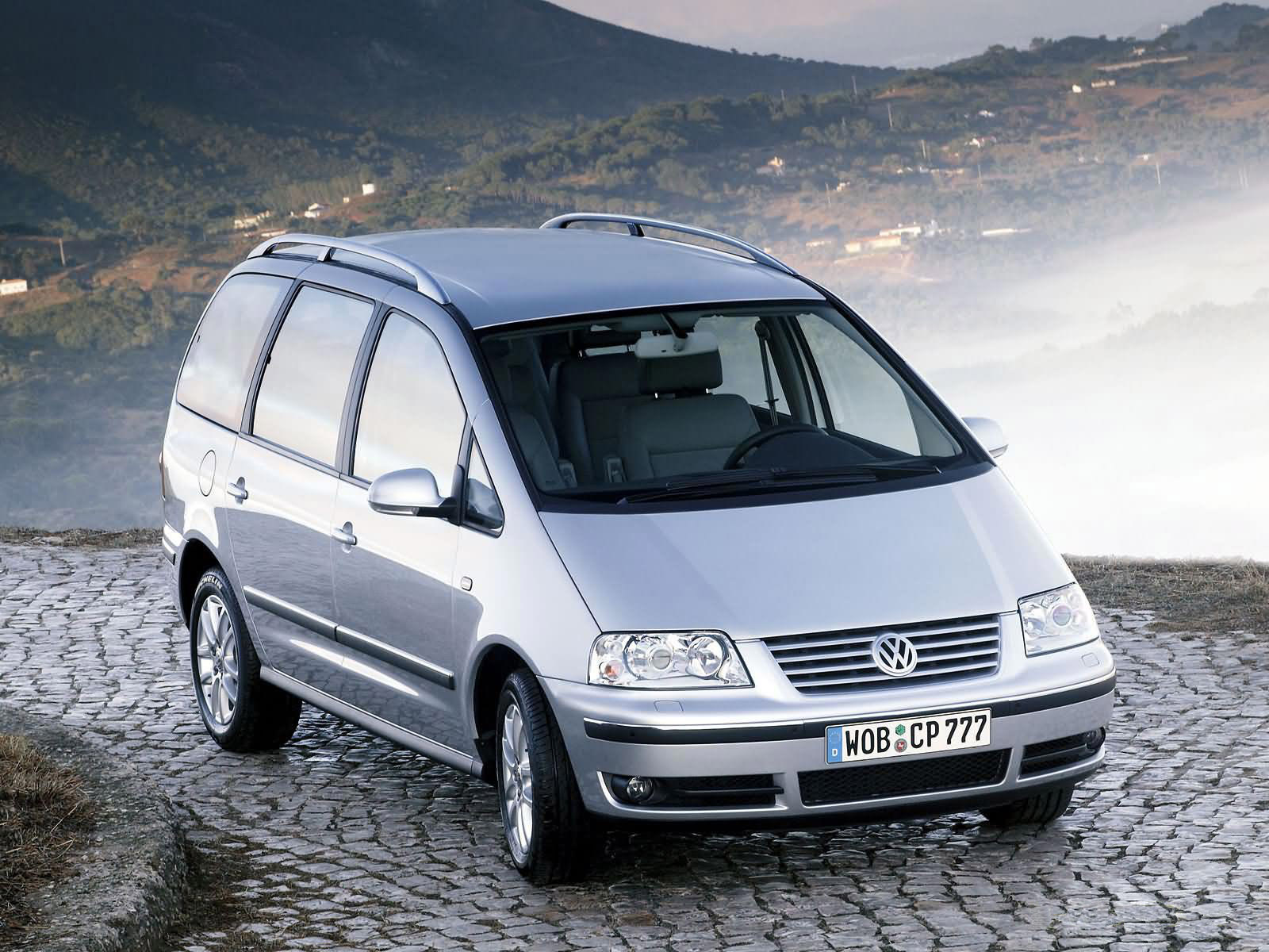 Volkswagen Sharan photo 37063