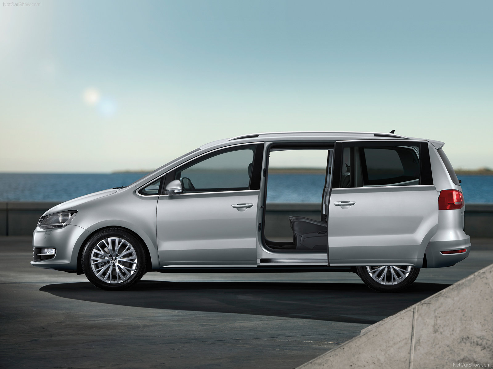Volkswagen Sharan photo 74486