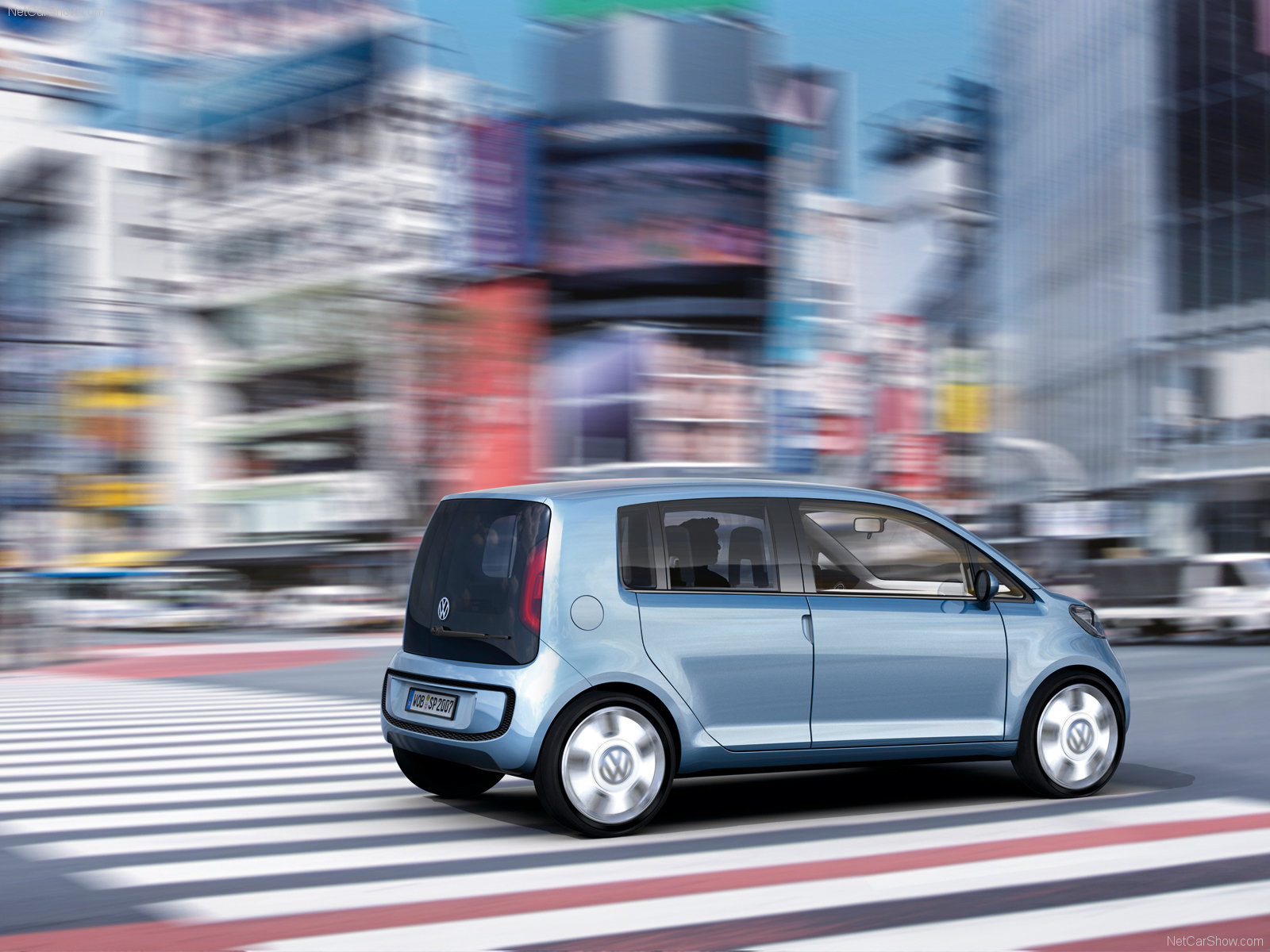 Volkswagen Space Up photo 48634