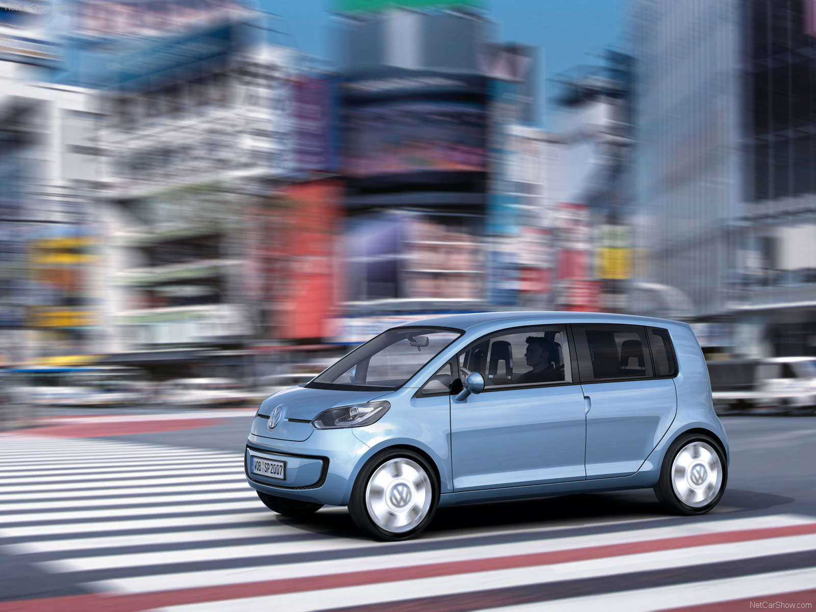 Volkswagen Space Up photo 48637
