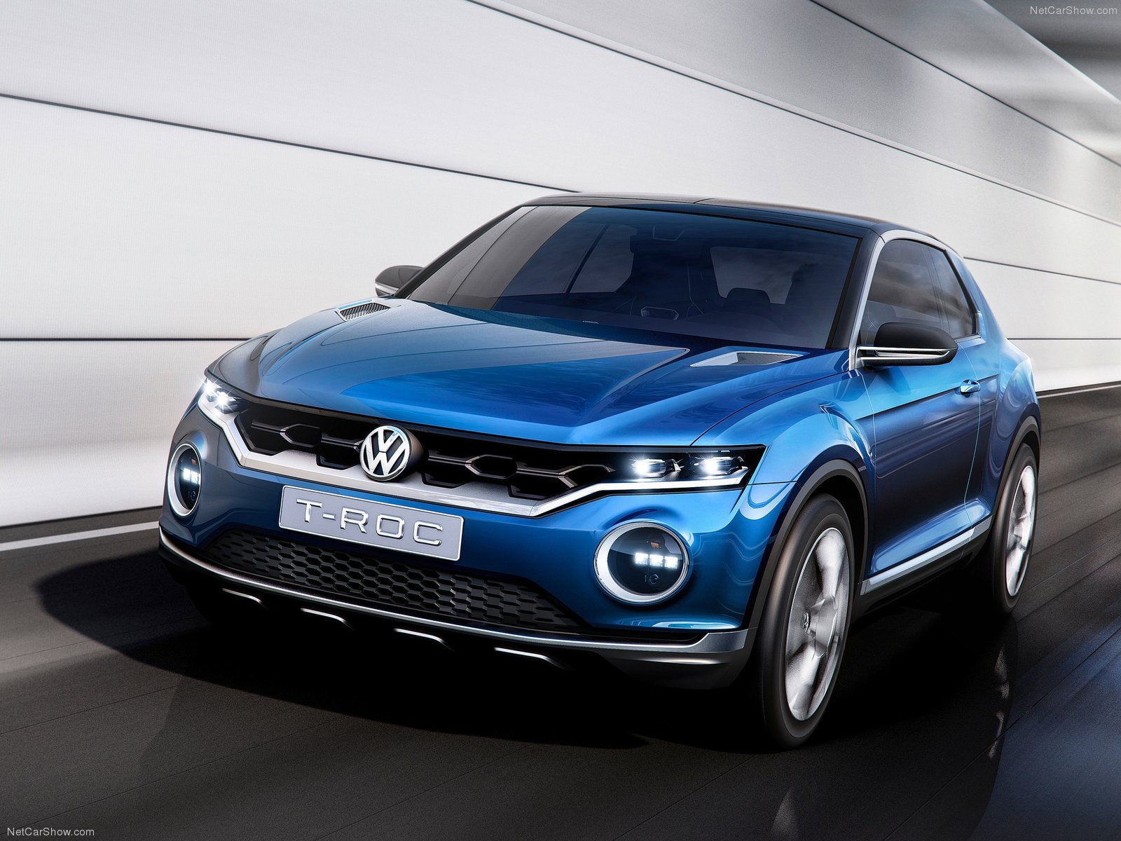 Volkswagen T-ROC concept photo 112157