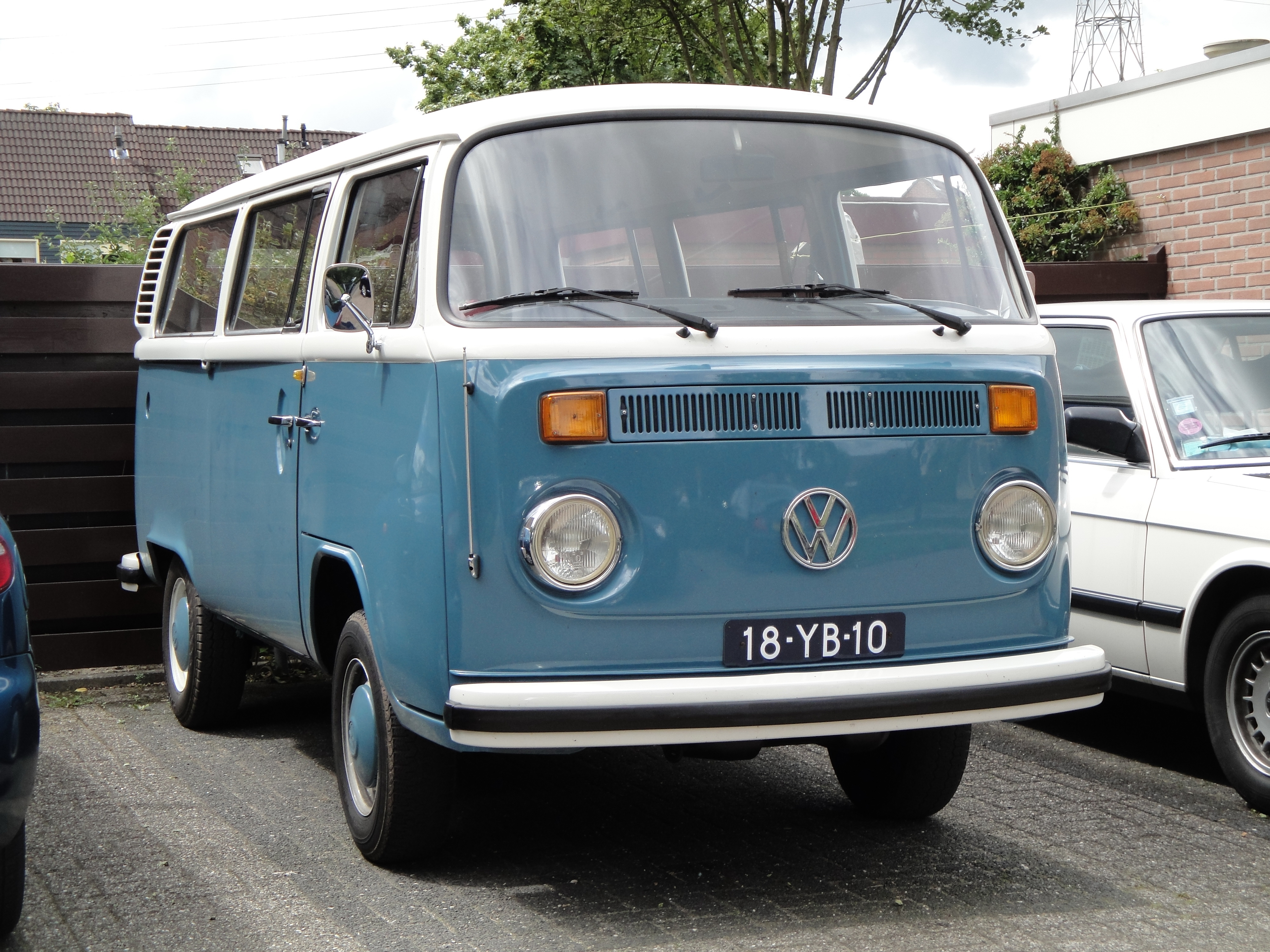 Volkswagen T2 photo 105659