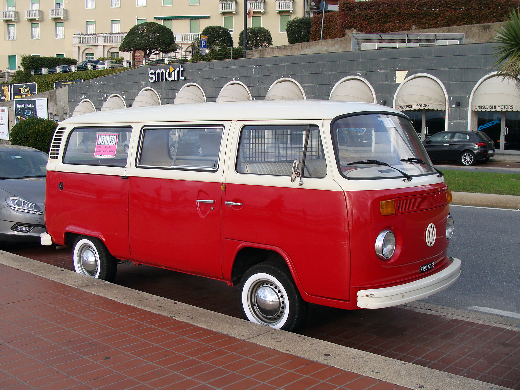 Volkswagen T2 photo 105660